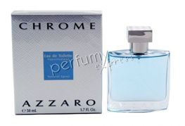 Azzaro Chrome woda toaletowa 50 ml