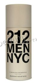 Carolina Herrera 212 Men perfumowany dezodorant 150 ml spray