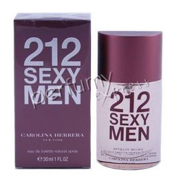 Carolina Herrera 212 Sexy Men woda toaletowa 30 ml