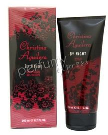 Christina Aguilera By Night perfumowany żel pod prysznic 200 ml