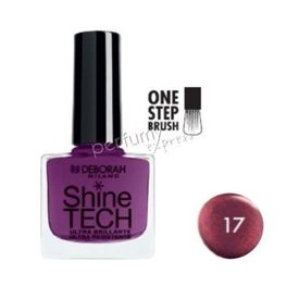 Deborah Lakier do paznokci Shine-Tech 8,5 ml, nr 17