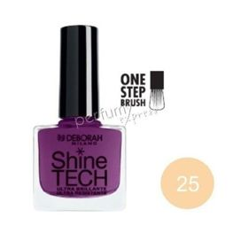 Deborah Lakier do paznokci Shine-Tech 8,5 ml, nr 25