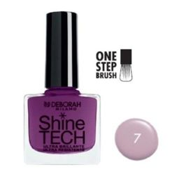 Deborah Lakier do paznokci Shine-Tech 8,5 ml, nr 7