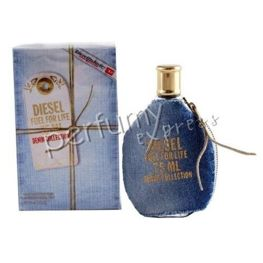 Diesel Fuel For Life Denim Collection pour Femme woda toaletowa 75 ml