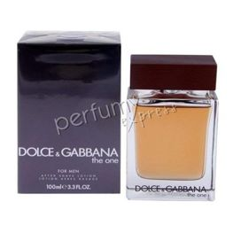 Dolce & Gabbana The One for Men woda po goleniu 100 ml