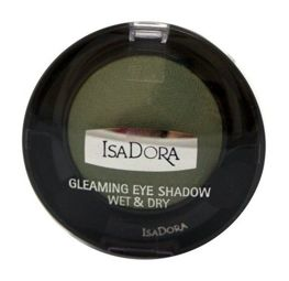 IsaDora Gleaming Eyeshadow Wet & Dry cień do powiek 85 Pistachio Green 2,1g