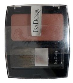 IsaDora Perfect Powder Blusher pudrowy róż 14 Bare Berry 5g