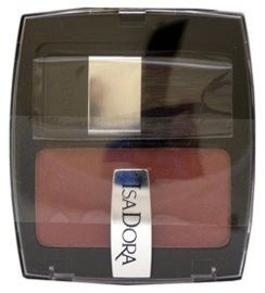 IsaDora Perfect Powder Blusher pudrowy róż 22 Frosty Bordeaux 5g