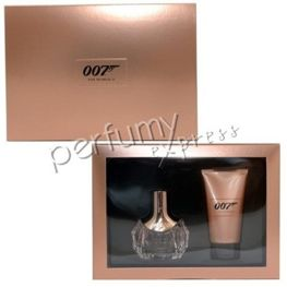 James Bond 007 for Woman (30 ml EDP & 50 ml BL)