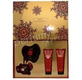 Marc Jacobs DOT komplet (50 ml EDP & 75 ml BL & 75 ml SG)
