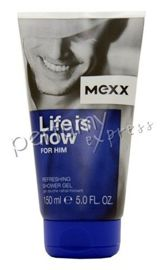 Mexx Life is Now for Him żel pod prysznic 150 ml