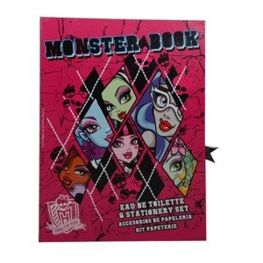 Monster High zestaw z wodą toaletową 50 ml