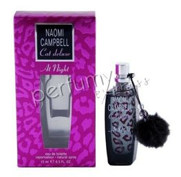 Naomi Campbell Cat Deluxe At Night woda toaletowa 15 ml