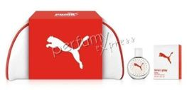 Puma Time to Play Woman komplet (40 ml EDT & KOSMETYCZKA)