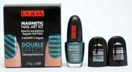 Pupa Magnetic Nail Art Kit zestaw do manicure 32 Green 5 ml