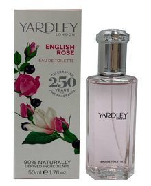 Yardley London English Rose Róża woda toaletowa 50 ml edition 2015