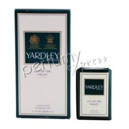 Yardley London Lily of the Valley Konwalia zestaw mydeł 3x100g