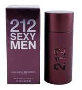 Carolina Herrera 212 Sexy Men woda toaletowa 100 ml