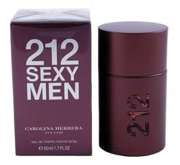 Carolina Herrera 212 Sexy Men woda toaletowa 50 ml