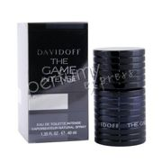 Davidoff The Game Intense woda toaletowa 40 ml
