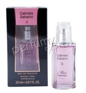 Gabriela Sabatini Miss Gabriela Night woda toaletowa 20 ml