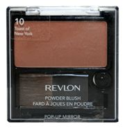 Revlon Powder Blush Matte Róż do policzków z pędzelkiem 10 Toast of New York 5,1g