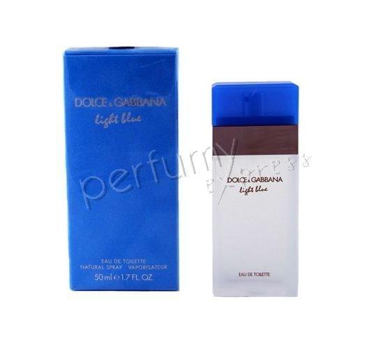 dolce gabbana light blue woda toaletowa 50 ml zapachy. Black Bedroom Furniture Sets. Home Design Ideas
