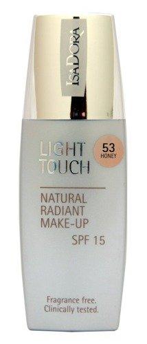 Natural Radiant Prom Makeup Tutorial: IsaDora Light Touch Natural Radiant Make-up Podkład