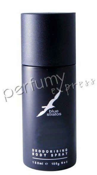 Blue Stratos dezodorant 150 ml spray