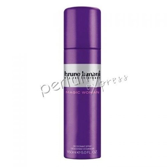 Bruno Banani Magic Woman  perfumowany dezodorant 150 ml spray