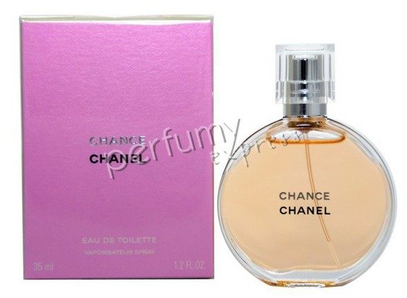 Chanel Chance woda toaletowa 35 ml
