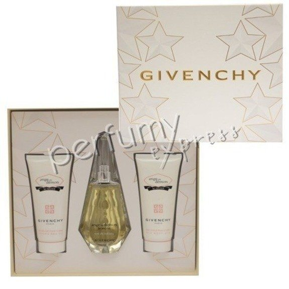 Givenchy Ange ou Demon Le Secret komplet (50 ml EDT & 75 ml BL & 75 ml SG)