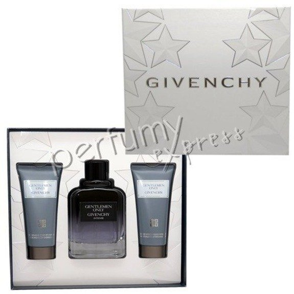 Givenchy Gentlemen Only Intense (100 ml EDT & 75 ml SG & 75 ml ASB)