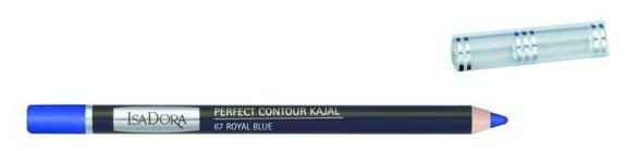 IsaDora Perfect Contour Kajal konturówka do powiek 67 Royal Blue 1,2g