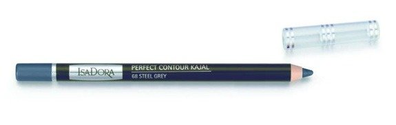 IsaDora Perfect Contour Kajal konturówka do powiek 68 Steel Grey 1,2g