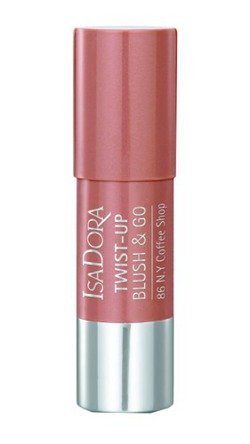 IsaDora Twist-up Blush & Go róż do policzków w sztyfcie 86 N.Y Coffee Shop 5.5g