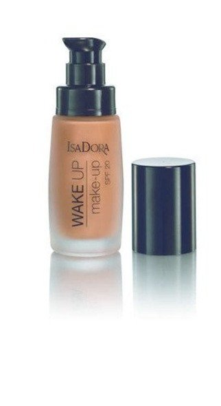 IsaDora Wake Up make-up podkład 10 Olive Beige 30 ml