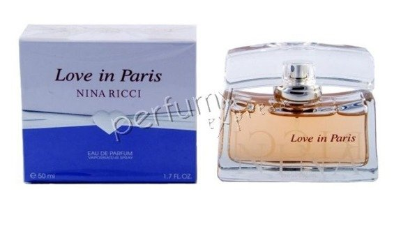 Love in Paris woda perfumowana 50 ml