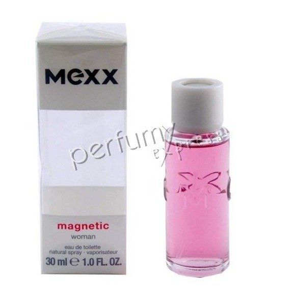 MEXX Magnetic Woman woda toaletowa 30 ml
