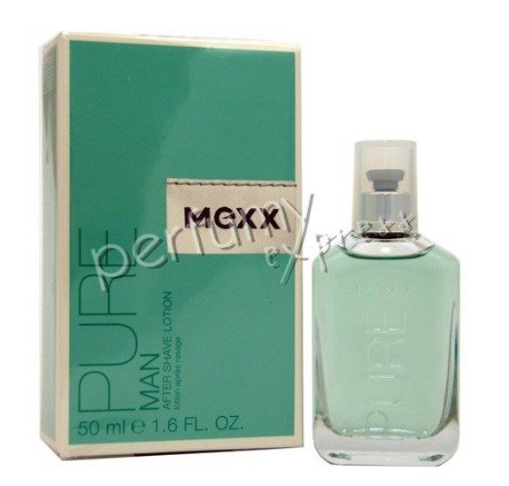 MEXX Pure Man woda po goleniu 50 ml