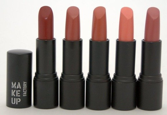 Make up Factory Mat Lip Color - Matowa pomadka do ust nr 12