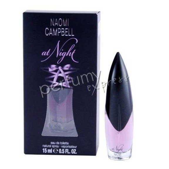 Naomi Campbell At Night woda toaletowa 15 ml