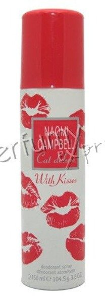 Naomi Campbell Cat Deluxe With Kisses perfumowany dezodorant 150 ml spray