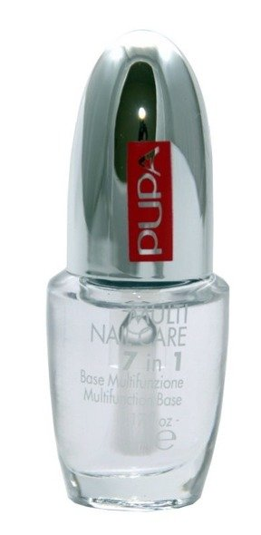 Pupa Multi Nail Care 7 in 1 Odżywka 7w1, 5ml nr 001