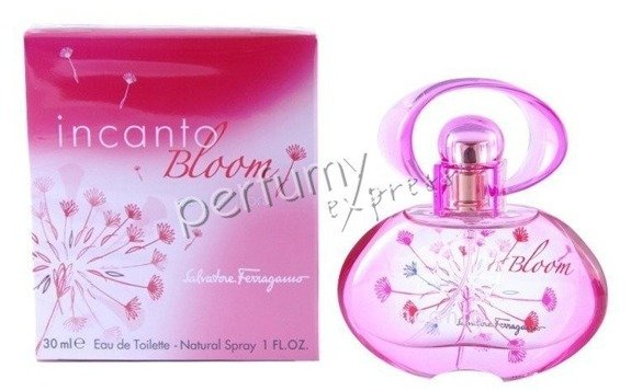 Salvatore Ferragamo Incanto Bloom New Edition woda toaletowa 30 ml