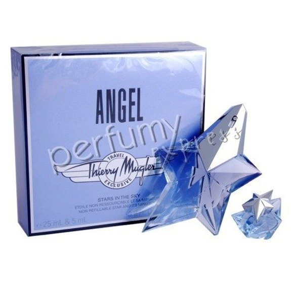 Thierry Mugler Angel komplet (25 ml EDP & 5 ml EDP)