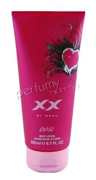 XX by MEXX Wild balsam do ciała 200 ml
