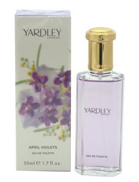 Yardley London April Violets Fiołek woda toaletowa 50 ml edycja 2015