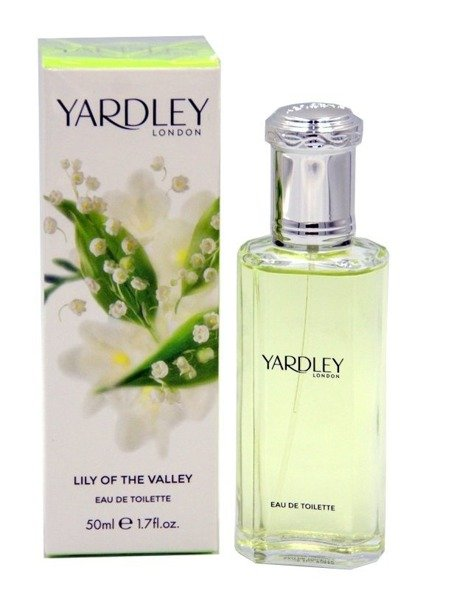 Yardley London Lily of the Valley Konwalia woda toaletowa 50 ml