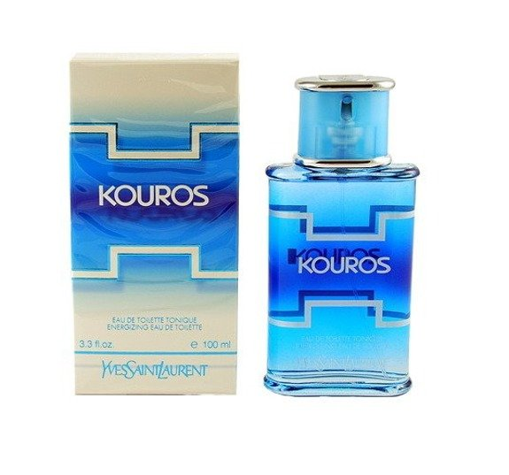Yves Saint Laurent Kouros Energizing woda toaletowa 100 ml